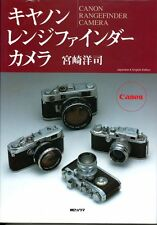Canon Rangefinder Camera book photo proto history