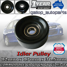 HOLDEN SMOOTH IDLER PULLEY COMMODORE VR VT VX VY V6 RWD 93-04 38005