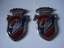 Ford Ghia  original car badges