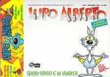 LUPO ALBERTO n° 39 (SILVER) ed. Macchia Nera - RISTAMPA