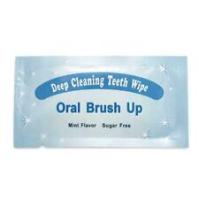 1pc Oral Brush Up Teeth Deep Cleaning Teeth Wipes Whitening wipes New K2H3