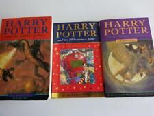Harry Potter, Goblet of Fire, Philosophers Stone, Prisoner of Azkaban Books (PB)