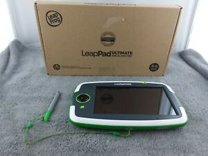 LeapFrog LeapPad Ultimate Ready For School 7 Inch Tablet, Ages 3-6 - USED