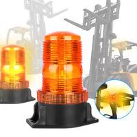 30 LED Rundumleuchte Blinklicht Warnleuchte Blitz Für Traktor Anhänger 12/24V