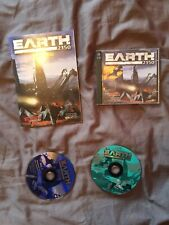 Earth 2150 - PC - 1999/2000 - Topware Interactive (With Manual)