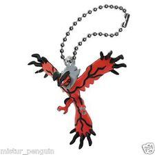 Pokemon GO Movie XY YVELTAL Ball Key Chain swing Legendary Pocket Monster Toy