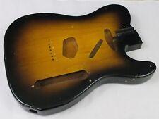 Light Relique Âgés Nitro Cellulose 2 Tons SUNBURST1960s Telecaster Guitare Corps
