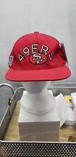 NWT Vintage San Francisco 49ers Proline Sports Specialties Hat L/XL 7 1/4-7 5/8