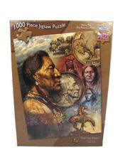 Master Pieces 1000 Piece Jigsaw Puzzle Five Cent Piece Art of David C Behrens