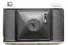VOIGTLANDER BESSA 66, 120 ROLL FILM CAMERA. 7.5cm f3.5 VOIGTAR INC YELLOW FILTER