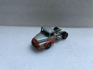 DINKY SUPERTOYS 39 Tracteur Unic pour porte voitures à restaurer sans boîte 11cm