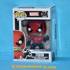 Spider-Man - Toxin Pop! Vinyl Figure #354