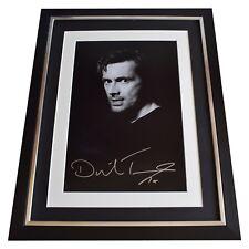 David Tennant Signed Framed Photo Autograph 16x12 display Harry Potter Film COA