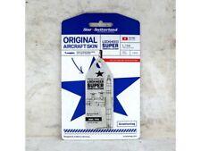 Super Constellation (HB-RSC) Schlüsselanhänger/ Keyring, Original Aircraft Skin