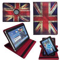 Hülle für Alcatel 1T 10 8082 Tablet Schutz Tasche Etui Tablet Flagge