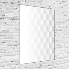 Wandbild Druck auf Plexiglas® Acryl Hochformat 70x100 Geometrische Figuren
