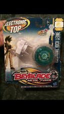 Beyblade Electronic Top B13 Rock Leone Lion Roar Metal Lame coffret neuf scellé