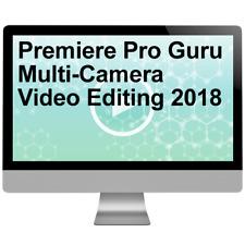 Premiere Pro Guru Multi-Camera Video Editing 2018 Video Training