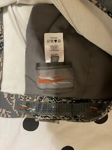 SITKA GEAR ASCENT PANTS in Open Country Waist Size 40
