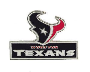 Houston Texans NFL Logo Pin