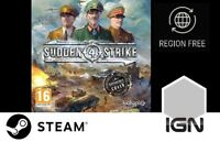 Sudden Strike 4 [PC] Steam Download Key - FAST DELIVERY