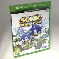 Sonic Generations  Xbox One and Xbox 360