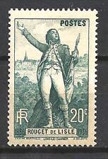 France 1936 Yvert n° 314 neuf ** 1er choix