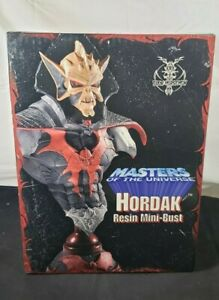 Hordak 2004 Mini-Bust Masters of the Universe He-Man MOTU NECA /75 Artist Proof