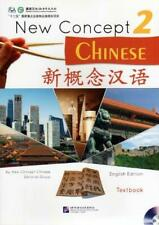 New Concept Chinese Textbook 2 (W/MP3) (English and Chinese Edition) (Paperback)