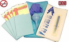911 Emergency Bagged Obstetrical Kit OB Kit Disposable Child Birth Baby Level 1