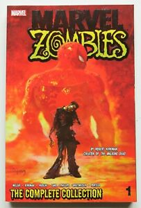 Marvel Zombies The Complete Collection Vol. 1 Marvel Graphic Novel Comic Book