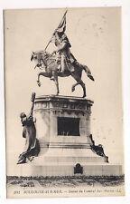 boulogne sur mer , statue du général san-martin