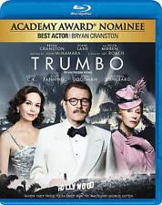 Trumbo (Blu-ray Disc, 2016) Bryan Cranston Helen Mirren Diane Lane