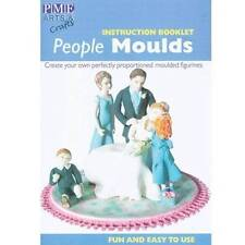 People Moulds Instruction Booklet from PME #1014 - NEW