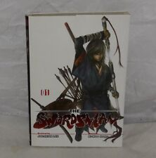 Lot mangas THE SWORDSMAN - n°1 à 3 - EDITION BOOKEN MANGA en VF