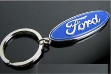 2016 Auto Car Keyring for 3D ford Keychain Metal car Key Chain Ring Charm Keyfob