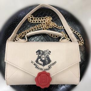 Harry Potter Letter Wallet Bag School Hogwarts Wallet Shoulder Bag Handbags