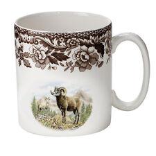 Spode Woodland Big Horn Sheep 9 oz. Mug