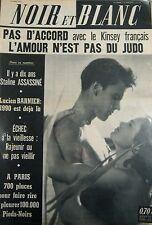 NOIR et BLANC No 941 de 1963 STALINE MORT ASSASSINE / LYCEE LOUIS LE GRAND