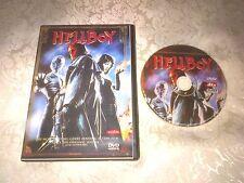 Hell Boy HellBoy John Hurt Ron Perlman R3 / PAL R2 DVD L@@K