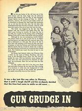 Florence, Arizona Shoot-Out - Phy Vs. Gabriel -Genealoy