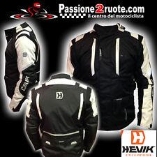 Jacket Hevik shamal black gray Bmw G F 650 700 800 R 80 1100 1150 1200 Gs