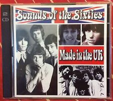 Sounds of the Sixties Made in the UK Time Life CD TL SCC/09