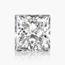 3.2mm VS CLARITY PRINCESS-FACET NATURAL AFRICAN DIAMOND (J/K COLOUR)