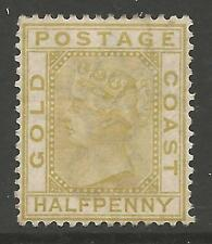 Heavily Hinged British Colony & Territory Stamps