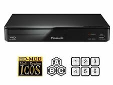 Panasonic DMP Bd84eb K Smart Blu-ray Player