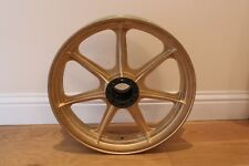 18 X 3.5 inch Kawasaki H2R 750 triple Morris magnesium (MAG) 7 spoke rear wheel