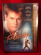 Footloose (DVD, 2004, Widescreen Special Collectors Edition) BRAND NEW, SEALED.