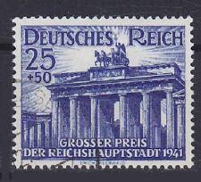 DR Mi Nr. 803, gest., gr. Preis Hoppegarten Deutsches Reich 1941, used
