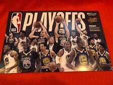Cheer Card Authentic Fan Golden State Warriors Playoffs 2018 New SGA